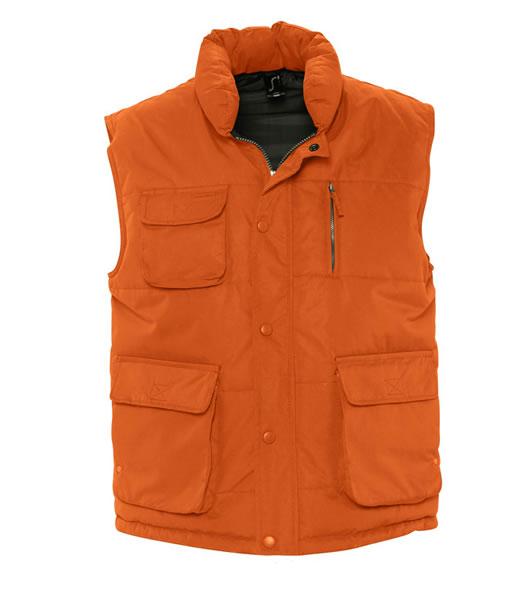 Bezrękawnik S 59000 VIPER - 59000_orange_S - Kolor: Orange