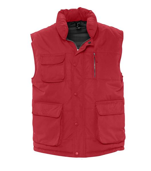 Bezrękawnik S 59000 VIPER - 59000_red_S - Kolor: Red