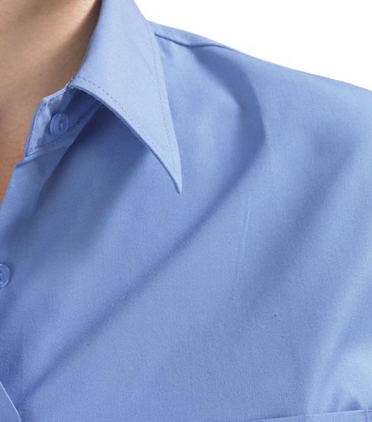 Koszula Ladies S 16070 ESCAPE - 16070_zoom_S - Kolor: Medium blue