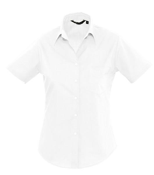 Koszula Ladies S 16070 ESCAPE - 16070_white_S - Kolor: White