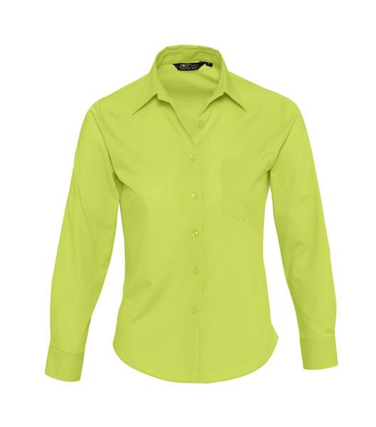 Koszula Ladies S 16060 EXECUTIVE  - 16060_aplle_green_S - Kolor: Apple green
