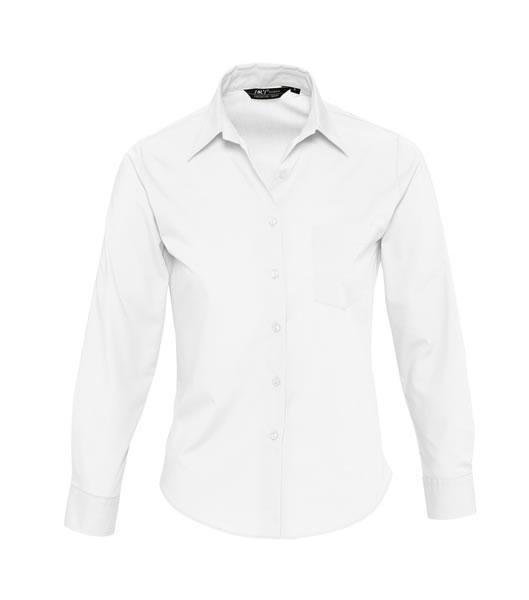 Koszula Ladies S 16060 EXECUTIVE  - 16060_white_S - Kolor: White