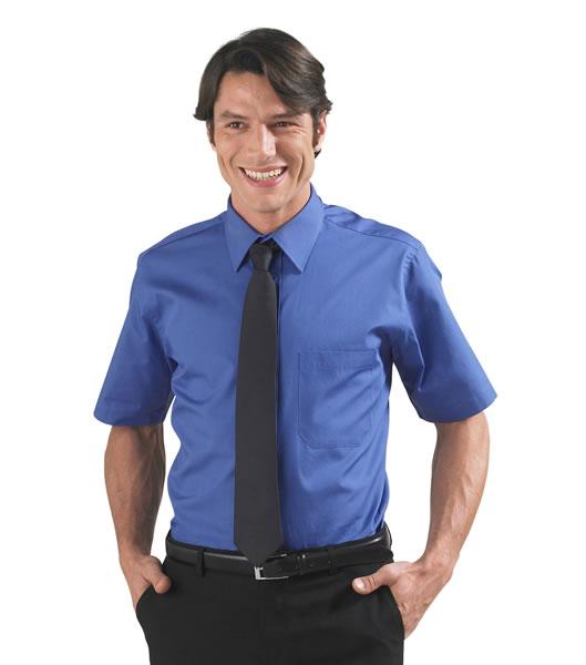 Koszula S 17070 BERKLEY  - 17070_cobalt_blue_S - Kolor: Cobalt blue