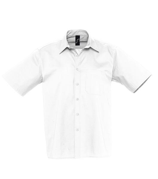 Koszula S 17070 BERKLEY  - 17070_white_S - Kolor: White