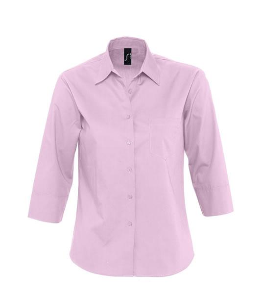 Koszula Ladies S 17050 ETERNITY - 17050_bright_pink_S - Kolor: Bright pink