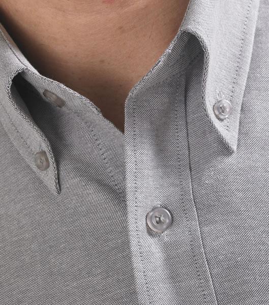 Koszula S 16010 BRISBANE - 16010_zoom_S - Kolor: Silver