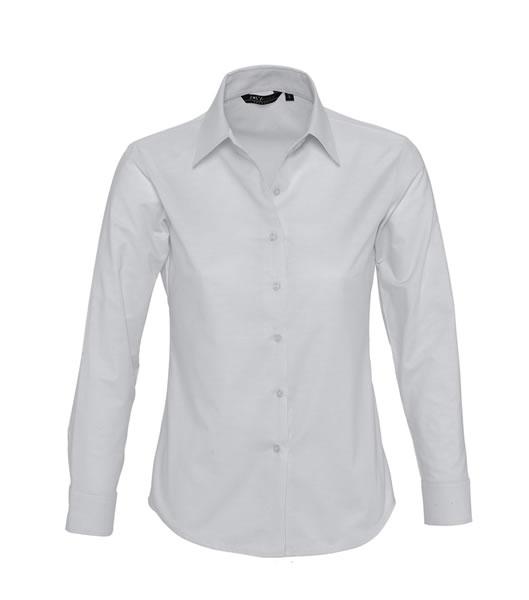 Koszula Ladies S 16020 EMBASSY - 16020_silver_S - Kolor: Silver