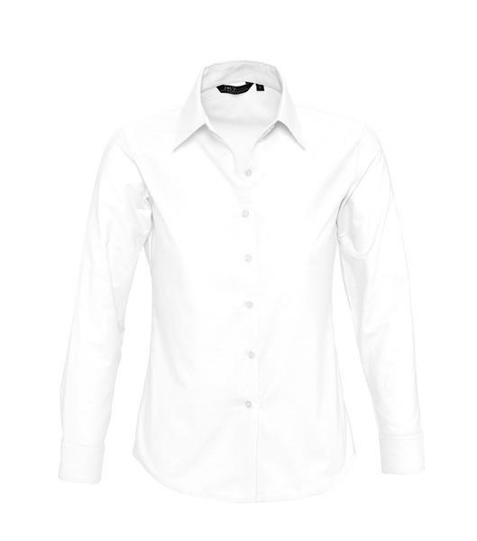 Koszula Ladies S 16020 EMBASSY - 16020_white_S - Kolor: White