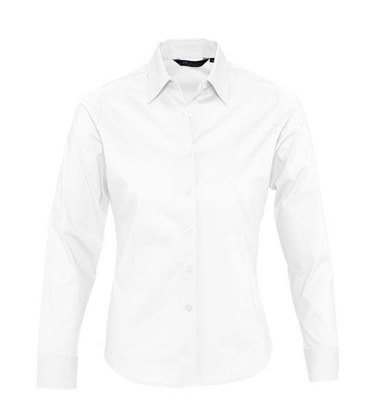 Koszula Ladies S 17015 EDEN - 17015_white_S - Kolor: White