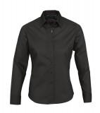 Koszula Ladies S 17015 EDEN - 17015_black_S Black
