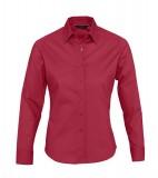 Koszula Ladies S 17015 EDEN - 17015_cardinal_red_S Cardinal red