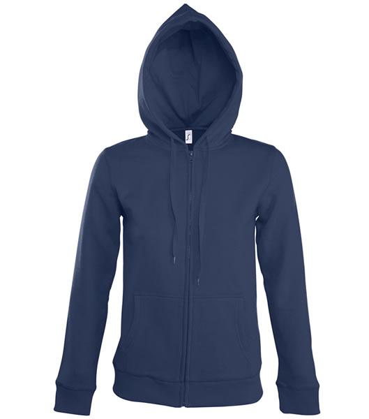 Bluza dresowa Ladies S 47900 SEVEN WOMEN 290 - 47900_french_navy_S - Kolor: French navy