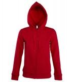 Bluza dresowa Ladies S 47900 SEVEN WOMEN 290 - 47900_red_S Red