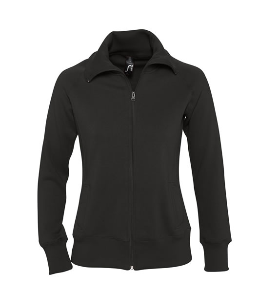 Bluza dresowa Ladies S 47400 SODA 280 - 47400_black_S - Kolor: Black
