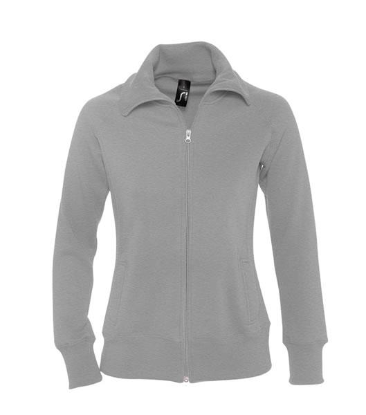 Bluza dresowa Ladies S 47400 SODA 280 - 47400_grey_melange_S - Kolor: Grey melange
