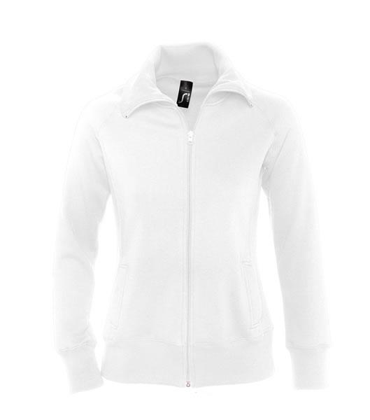 Bluza dresowa Ladies S 47400 SODA 280 - 47400_white_S - Kolor: White