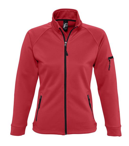 Bluzy polarowe Ladies S 52550 NEW LOOK WOMEN 250 - 52550_red_S - Kolor: Black