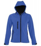 Kurtka Softshell Ladies S 46802 REPLAY WOMEN - 46802_royal_blue_S Royal blue