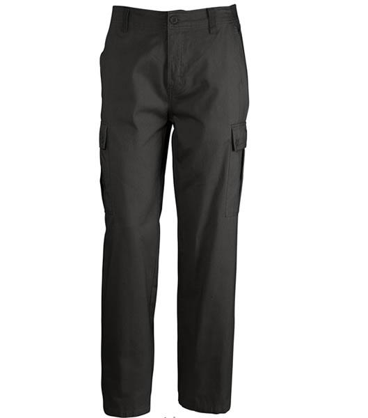 Spodnie S 83020 JEEP - 83020_black_S - Kolor: Black