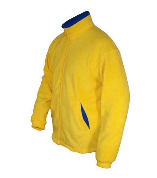 A Bluzy polarowe PROMO 155 - 155_wzor_PE - Kolor: wzór