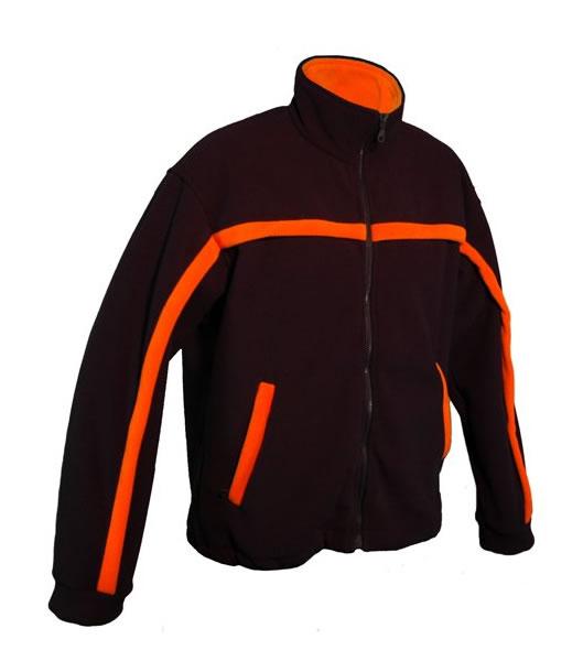 A Bluzy polarowe PROMO 156 - 156_wzor_PE - Kolor: wzór