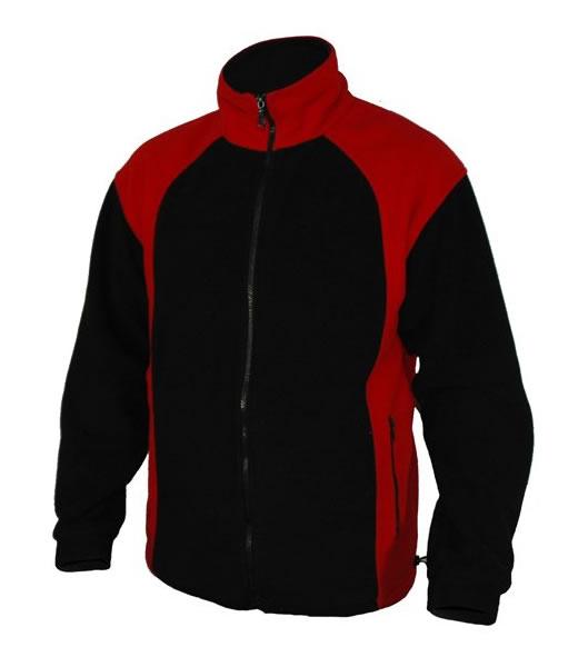 A Bluzy polarowe PROMO 157 - 157_wzor_PE - Kolor: wzór