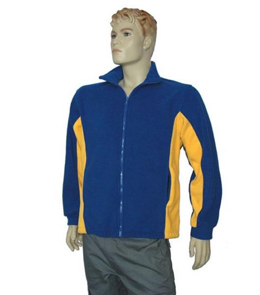 A Bluzy polarowe PROMO 256 - 256_wzor_PE - Kolor: wzór