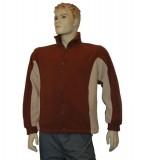 A Bluzy polarowe PROMO 256 - 256_wzor_PE wzór