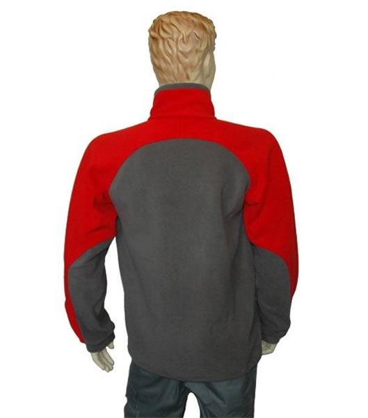 A Bluzy polarowe PROMO 355 - 355_wzor_PE - Kolor: wzór