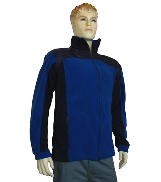 A Bluzy polarowe PROMO 451 - 451_wzor_PE - Kolor: wzór
