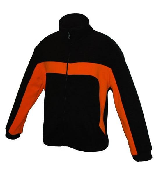 A Bluzy polarowe PROMO 453  - 453_wzor_PE - Kolor: wzór