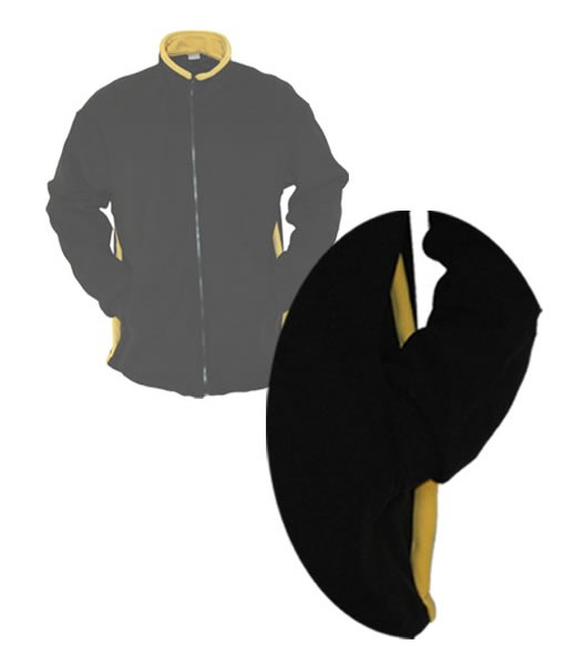 A Bluzy polarowe PROMO 456 - 456_wzor_PE - Kolor: wzór