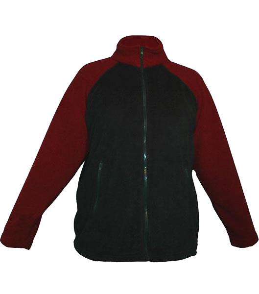 A Bluzy polarowe PROMO 626 - 626_wzor_PE - Kolor: wzór