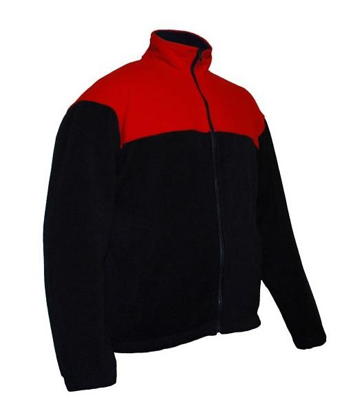 A Bluzy polarowe PROMO 953 - 953_wzor_PE - Kolor: wzór