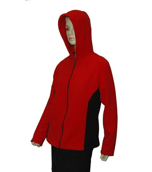 A Bluzy polarowe Ladies PROMO D 152 - 152_wzor_PE - Kolor: wzór