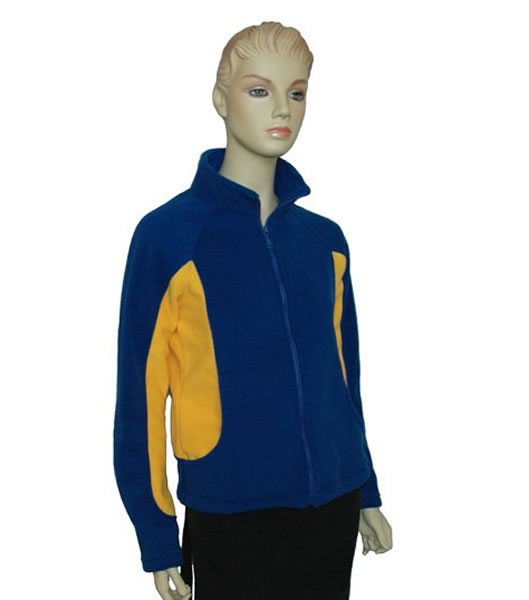 A Bluzy polarowe Ladies PROMO D555 - 555_wzor_PE - Kolor: wzór