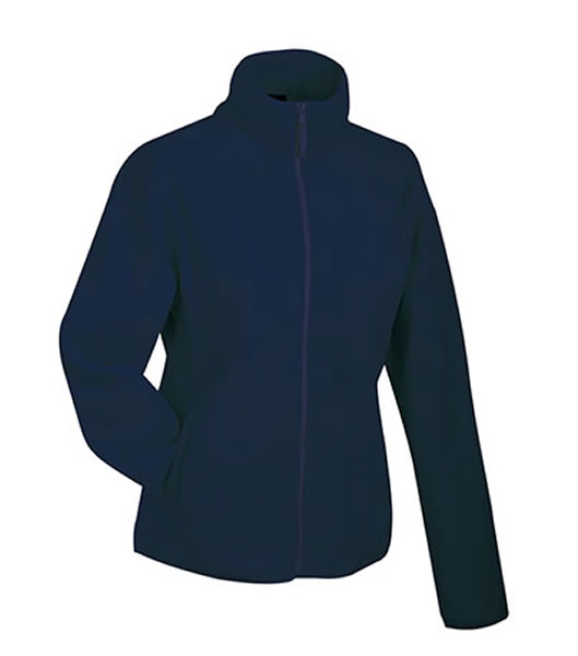 Bluzy polarowe Ladies JN049 Microfleece Jacket - 049_navy_JN - Kolor: Navy
