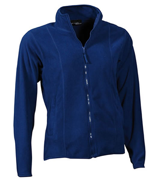 Bluzy polarowe Ladies JN049 Microfleece Jacket - 049_royal_JN - Kolor: Royal