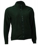 Bluzy polarowe Ladies JN049 Microfleece Jacket - 049_dark_green_JN Dark green