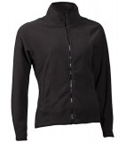 Bluzy polarowe Ladies JN049 Microfleece Jacket - 049_dark_grey_JN Dark grey