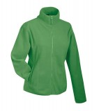 Bluzy polarowe Ladies JN049 Microfleece Jacket - 049_lime_green_JN Lime green