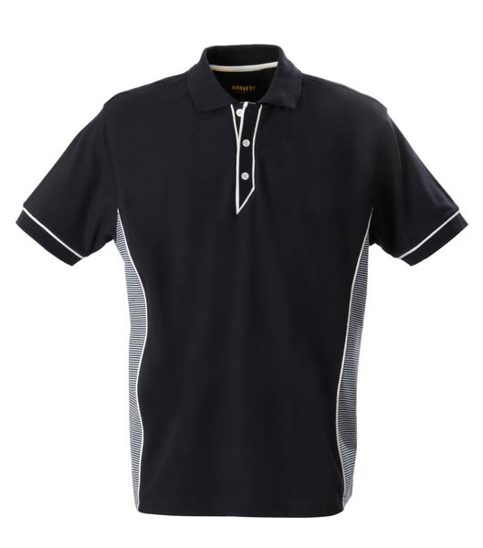 Koszulki Polo H 2135021 HANFORD  - hanford_navy_600_H - Kolor: Navy