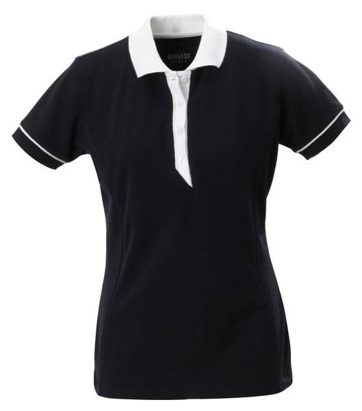 Koszulki Polo Ladies H 2125023 ALEXANDRIA - alexandria_navy_600_H - Kolor: Navy