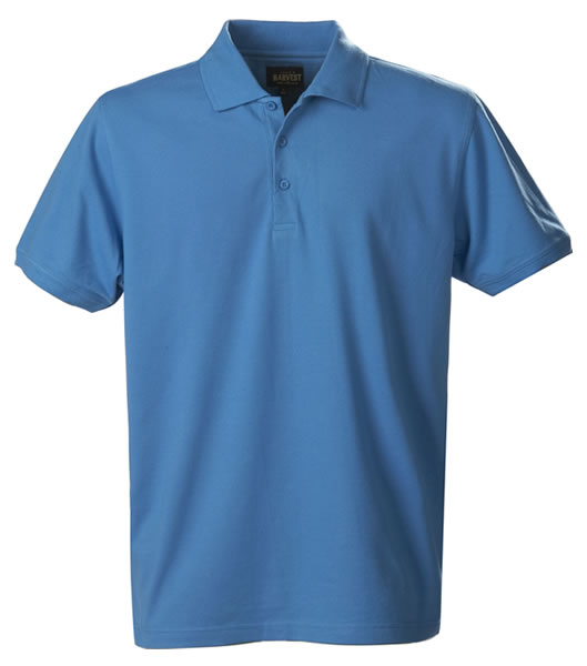 Koszulki Polo H 2145005 EAGLE - eagle_bright_blue_631_H - Kolor: Bright blue