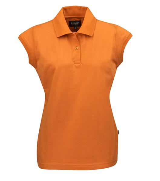 Koszulki Polo Ladies H 2155005 BIRDIE - birdie_orange_303_H - Kolor: Orange