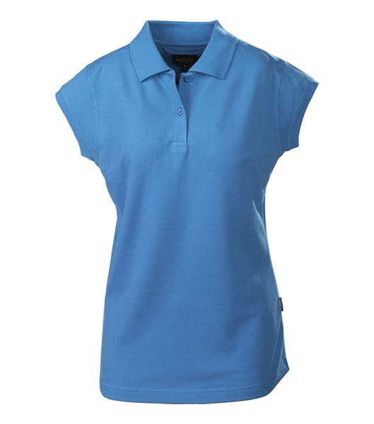 Koszulki Polo Ladies H 2155005 BIRDIE - birdie_bright_blue_631_H - Kolor: Bright blue