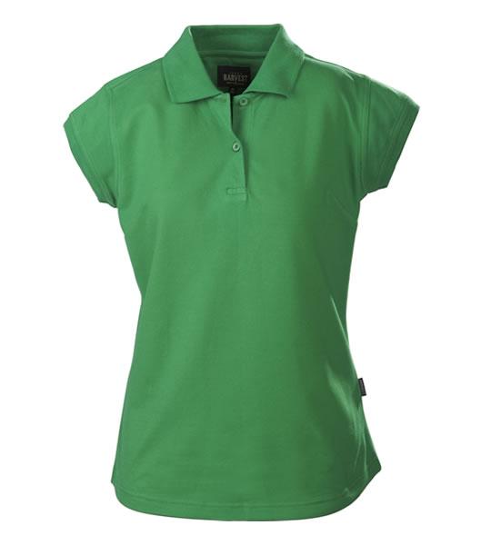 Koszulki Polo Ladies H 2155005 BIRDIE - birdie_spring_green_727_H - Kolor: Spring green