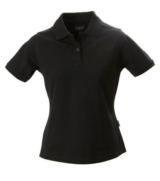 Koszulki Polo Ladies H 2155006 ALBATROSS - albatros_black_900_H - Kolor: Black