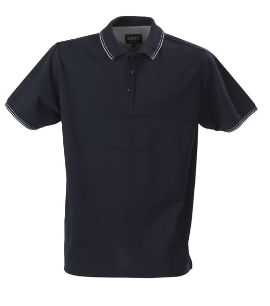 Koszulki Polo H 2145007 RAWLINS - rawlins_navy_600_H - Kolor: Navy