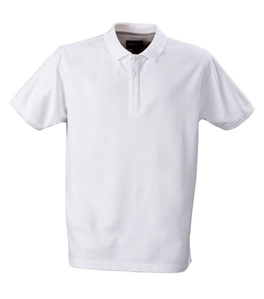 Koszulki Polo H 2145006 RIPLEY - ripley_white_100_H - Kolor: White
